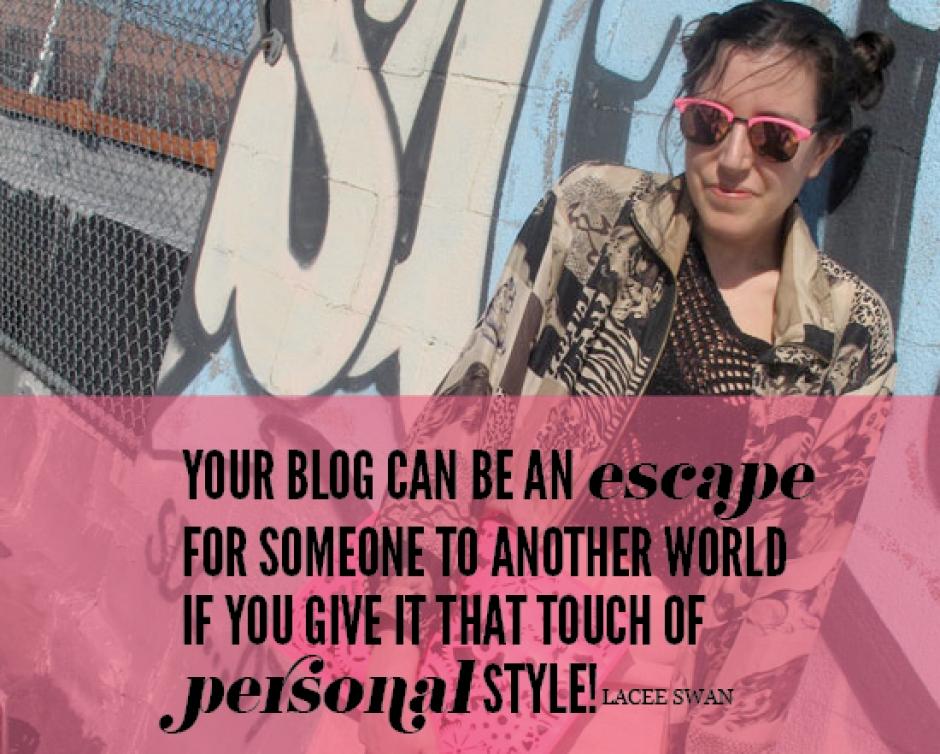blogging-escape