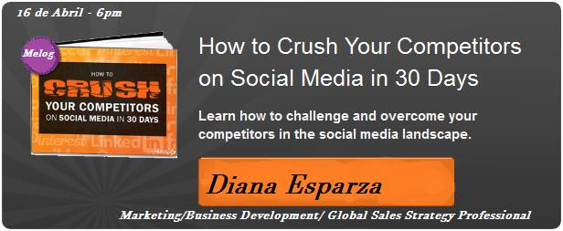 How to crush your competitors in 30 days