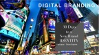 30 days to a New Digital Brand Identity